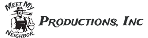 Meet My Neighbor Productions Inc Logo